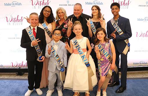 Bob & Renee Parsons Pledge $1 Million Donation at Wish Ball