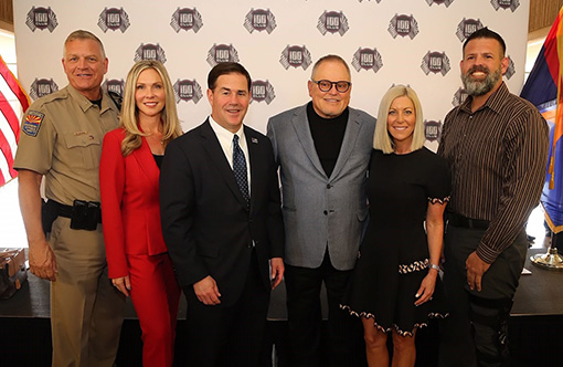 The 100 Club of Arizona Receives $3.6 Million Grant from The Bob & Renee Parsons Foundation