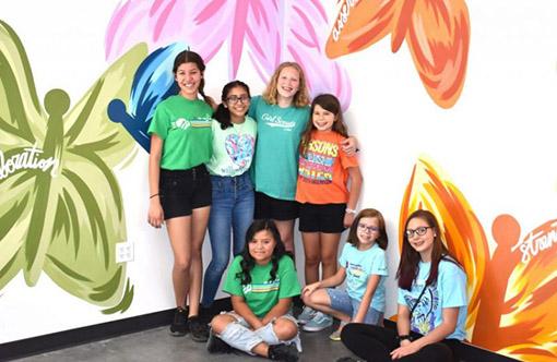 Girl Scouts – Arizona Cactus-Pine Council Unveils Renee LaBelle Parsons Cabin